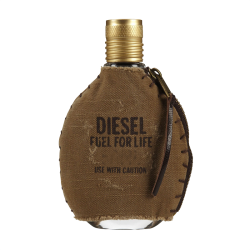 DIESEL FUEL FOR LIFE EDT 75 ML ORIGINAL - VICTOIRE ESSÊNCIAS