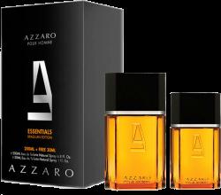 POUR HOMME AZZARO EDT  BRAZILIAN EDITION 200 ML + 30 ML ORIGINAL  - VICTOIRE ESSÊNCIAS