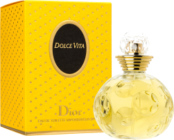 DOLCE VITA EDT 100 ML ORIGINAL  - VICTOIRE ESSÊNCIAS