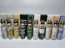 perfumes 15 ml / mini franquia 50 frascos de perfumes 15 ml