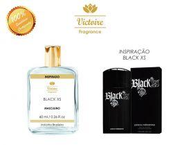 VICTOIRE 72 / INSPIRADO BLACK XS MASCULINO PACO RABANNE 60 ML