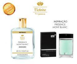 VICTOIRE 83 / INSPIRADO PRESENCE MONT BLANC 60 ML