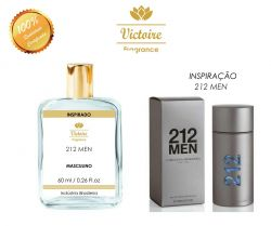 VICTOIRE 36 / INSPIRADO 212 MEN CAROLINA HERRERA 60 ML