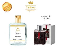VICTOIRE 75 / INSPIRADO CH MEN CAROLINA HERRERA 60 ML