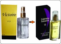 VICTOIRE 13 /INSPIRADO GABRIELA SABATINI 60 ML