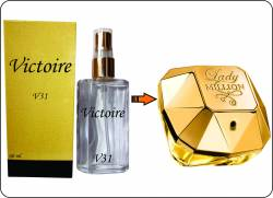VICTOIRE 31 / INSPIRADO LADY MILLION PACO RABANNE 60 ML