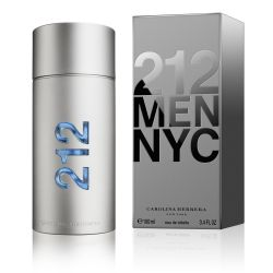 212 MEN EDT 100 ML ORIGINAL - VICTOIRE ESSÊNCIAS